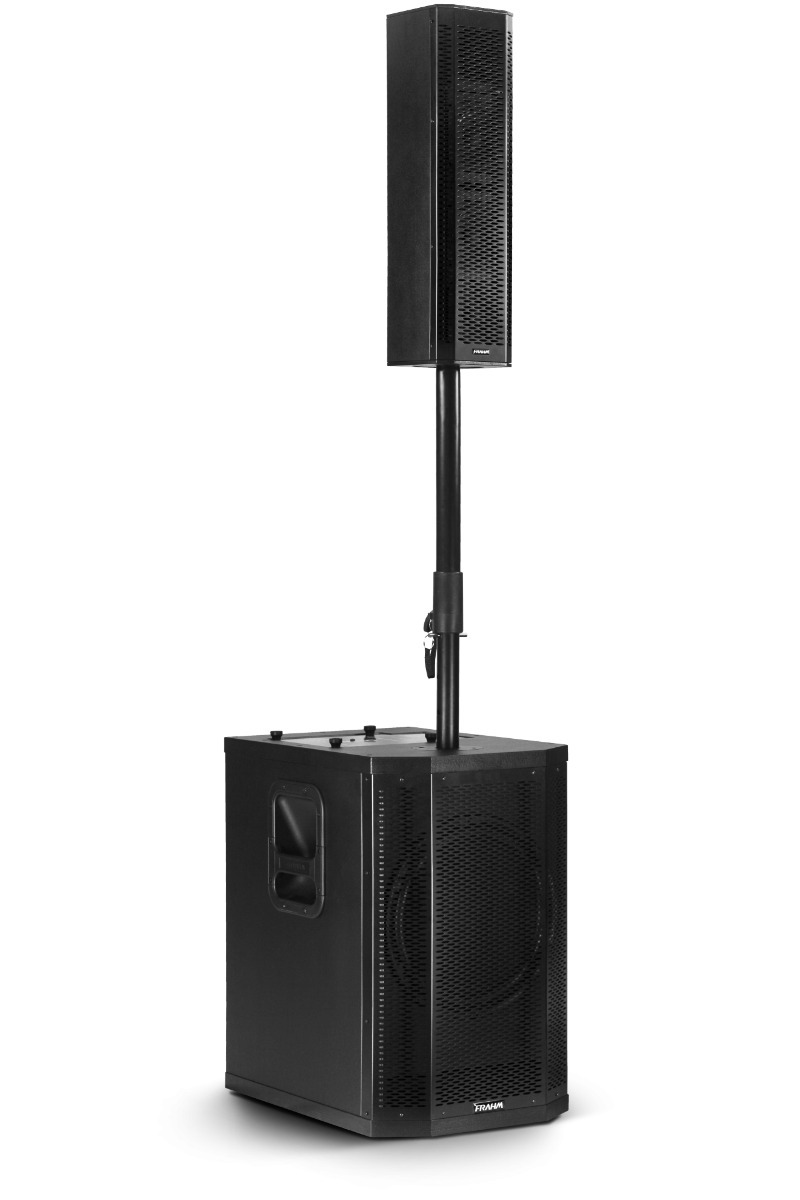 Sistema Vertical Array Passivo Frahm GRT 12 - 500W RMS