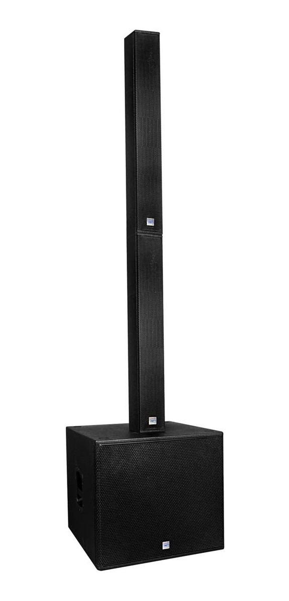 Sistema Vertical Array VA5000 XT Dbr Profissional - 2000W Rms Bivolt