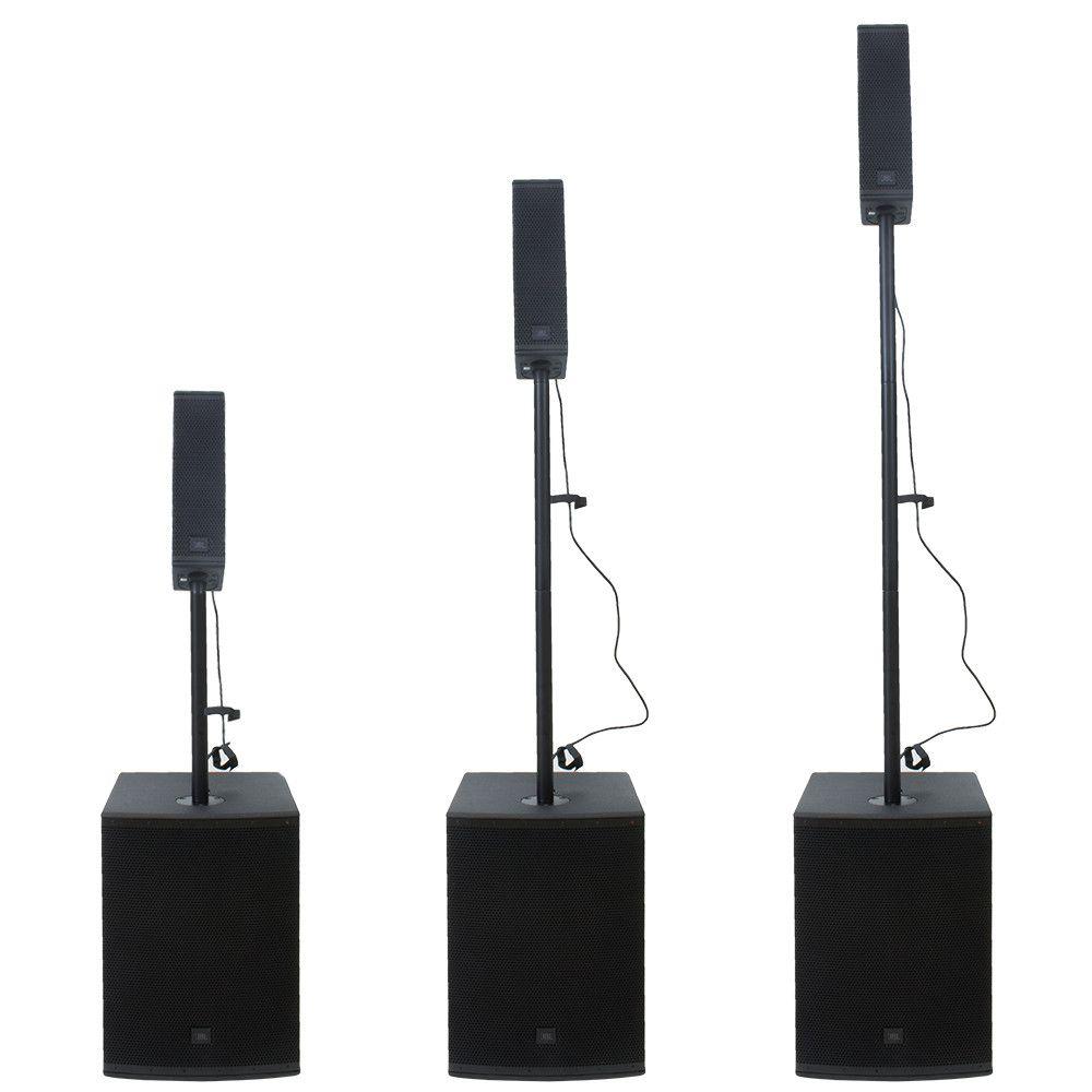 Sistema Vertical Array Jbl Nix One Profissional Ativa 400W Rms