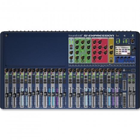 Mesa de Som Soundcraft SI Expression 3