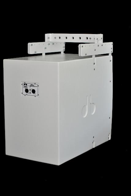 Sub Aéreo 10/Line 6 - DB Tecnologia Acústica