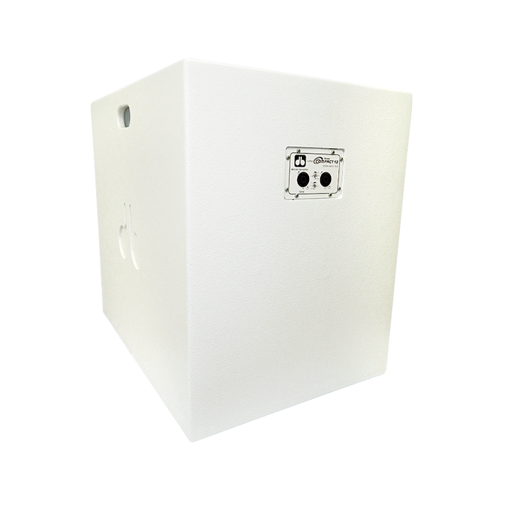 Sub Scoop 12 - 500W AES - DB Tecnologia Acústica