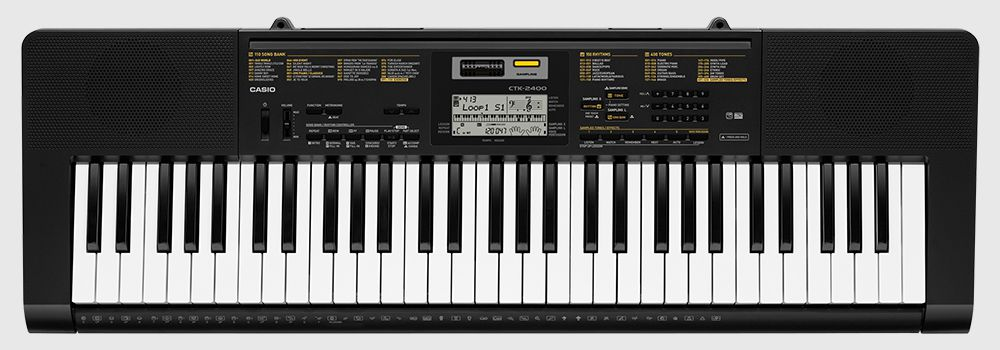 Teclado Digital Casio Ctk-2400