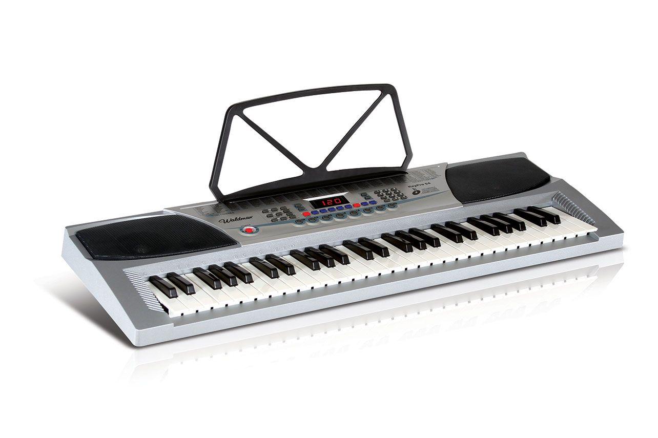Teclado Waldman KeyPro 54 Teclas Kep-54 Para Iniciantes