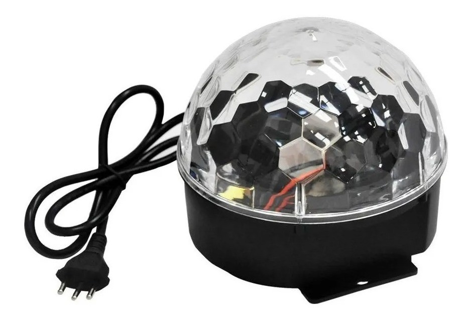 Thunder Ball Bivolt PLS - Bola Mágica 82 Raios de Luz