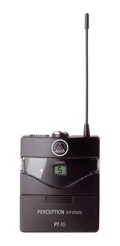 Transmissor sem fio AKG Perception Sem Fio P/ Instrumentos Pw I-set 45