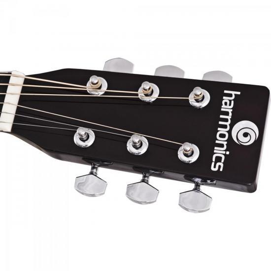 Violão Acústico Aço GS-11NT Natural Harmonics