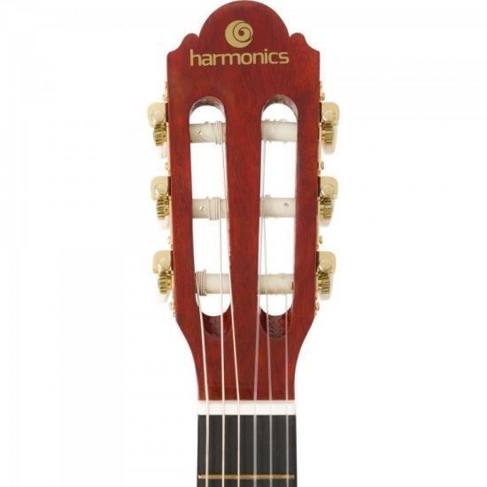 Violão Acústico Clássico Nylon GNA-111 Sunburst Harmonics
