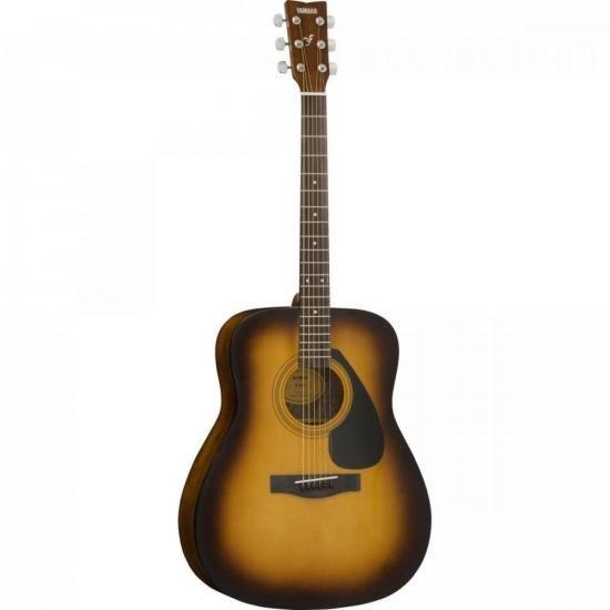 Violão Acústico Folk Aço F310 Tabacco Brown Sunburst Yamaha