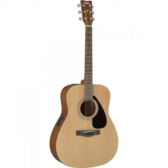 Violão Eletroacústico Folk Aço FX310AII Natural Yamaha