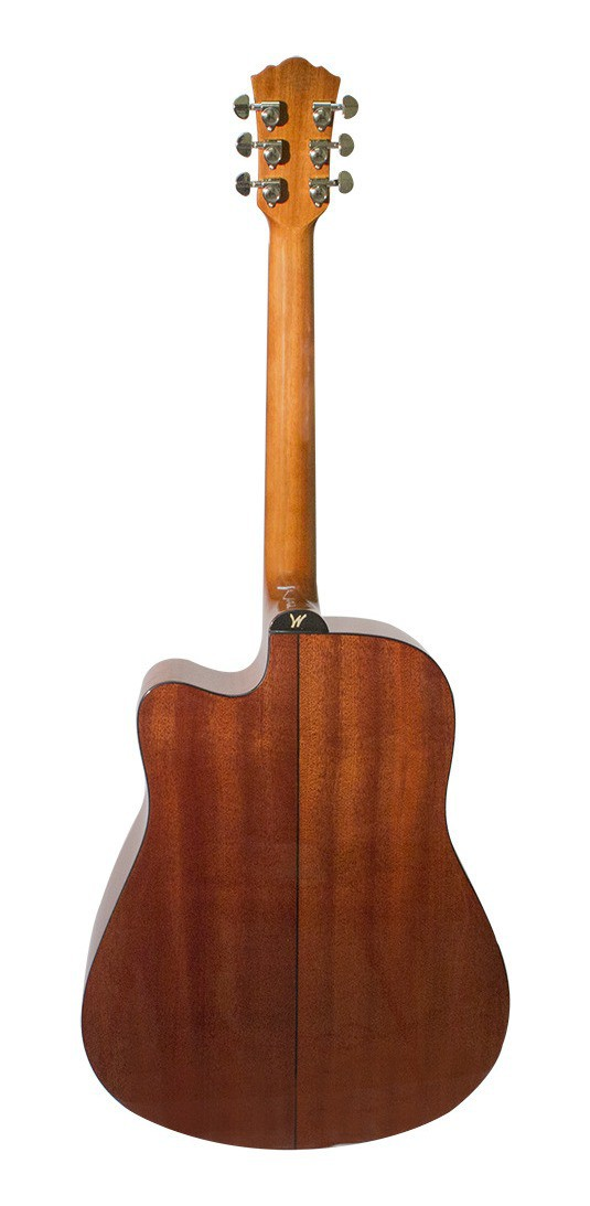 Violão Washburn Dreadnought AD5CEPACK