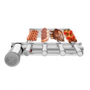 Churrasqueira Sevefort Grill Kit Baixo com 4 Espetos