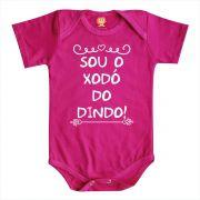Body d Bebê ou Camiseta Sou O Xodó do Dindo