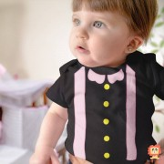 Body de Bebê ou Camiseta Bita Fantasia