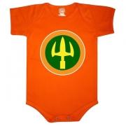 Body de Bebê ou Camiseta Infantil Aquaman