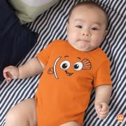 Body de Bebê ou Camiseta Procurando Nemo