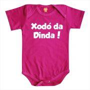 Body de Bebê ou Camiseta Xodó da Dinda