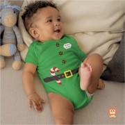 Body ou Camiseta Ajudante do Papai Noel