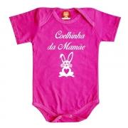 Body ou Camiseta Coelhinha da Mamãe