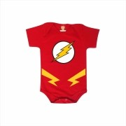 Body ou Camiseta Flash
