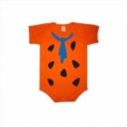 Body ou Camiseta Fred Flintstone
