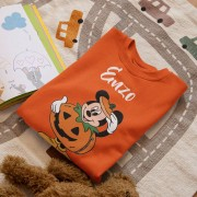 Body ou Camiseta Halloween Mickey