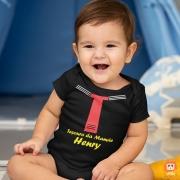 Body ou Camiseta Kiko Tesouro da Mamãe