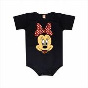 Body ou Camiseta Mickey/Minnie Rostinho