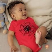 Body ou Camiseta Spider Man Homem Aranha Vingadores