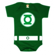 Body ou Camiseta Super Herói Lanterna Verde