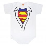 Body ou Camiseta Super Man Clark Kent