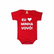 Body ou Camiseta Vovó