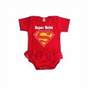 Body Saia Super Bebê
