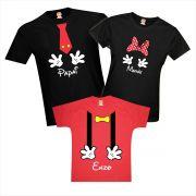 Camisas Personalizadas Viagem Disney Minnie Mickey Orlando