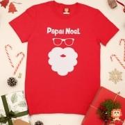 Camiseta de Natal Personalizada Papai Noel