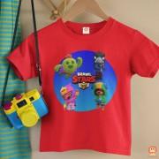 Camiseta Infantil Brawl Stars