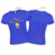 Camiseta Mãe do Pequeno Príncipe