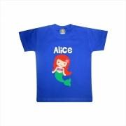 Camiseta ou Body Ariel