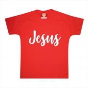 Camiseta ou Body Com Nome Jesus