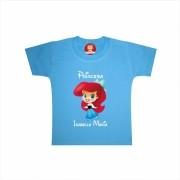 Camiseta ou Body Princesa Ariel