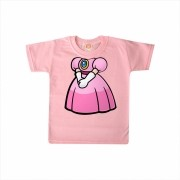 Camiseta ou Body Princesinha