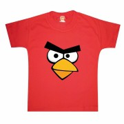 Camiseta ou Body Red Bird
