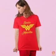 Camiseta para Madrinha Dinda Maravilha