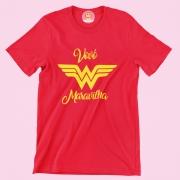 Camiseta Vovó Maravilha