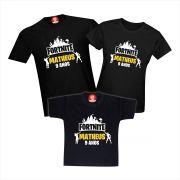 Camisetas de Aniversário Fortnite