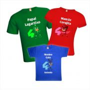 Camisetas de Aniversário PJ Masks