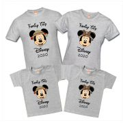 Kit Camisetas Disney Animal Kingdom