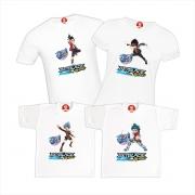 Kit Camisetas Festa de Aniversário Bayblade