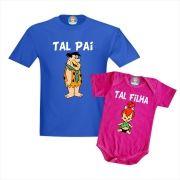 Kit Camisetas Os Flintstones