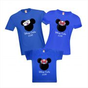 Kit Camisetas Viagem Cruzeiro Disney